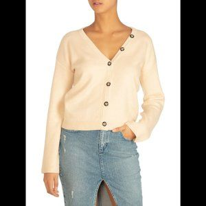 GUESS Vichy Slouch Cardigan XS NWT